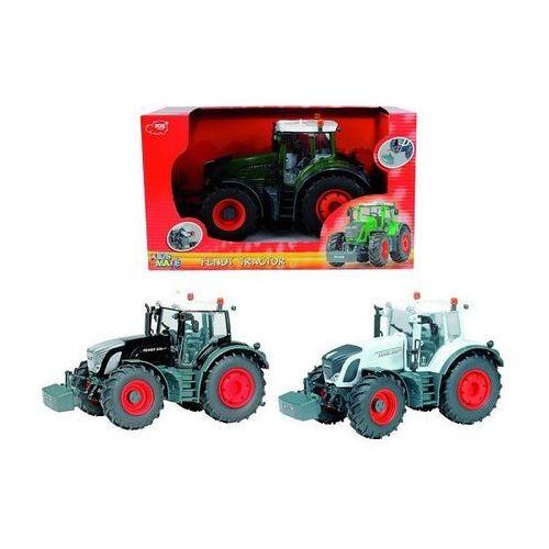 Dickie, Traktor Fendt, pojazd rolniczy, 24 cm, 3 rodzaje (4006333004056)