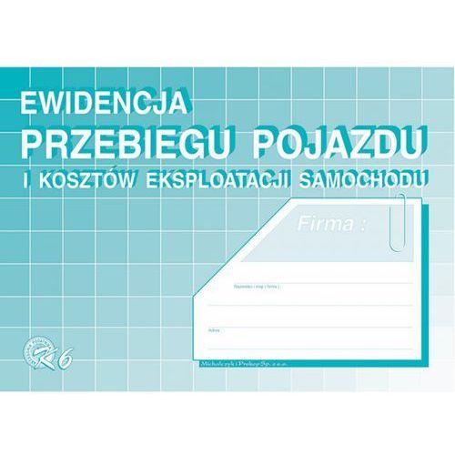 Michalczyk i prokop Ewidencja przebiegu poj i kosztów ekspol. sam. michalczyk&prokop k6 - a5 (5906858001051)