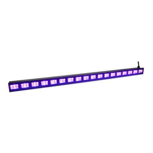 Beamz BUV183 Belka LED UV światło UV 18x3W Plug & Play 40W