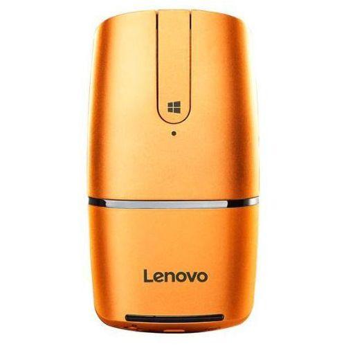 Lenovo mysz komputerowa yoga mouse, pomarańczowa (gx30k69570)