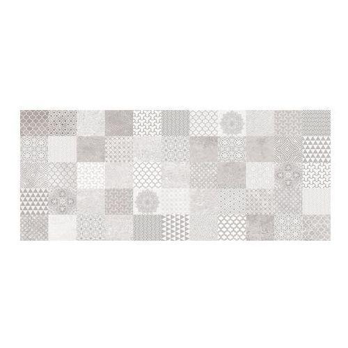 Dekor Vittoria 25 x 60 cm grey mosaic (3663602243267)