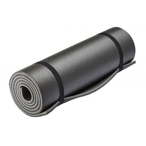 CAMPZ Mata do spania Podwójna warstwa 180x50cm, black 2019 Maty termoizolacyjne (4052406177660)