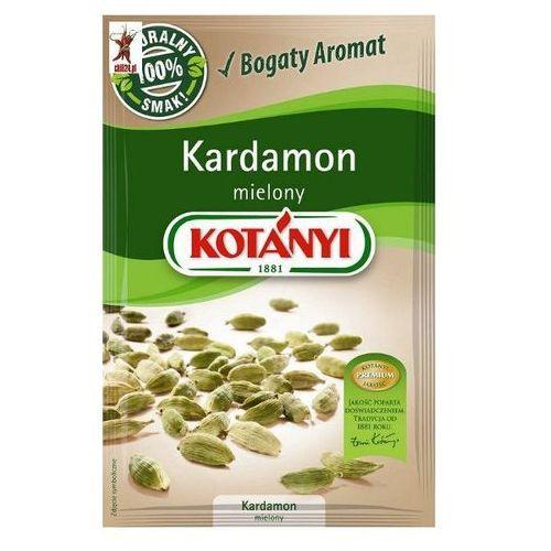 Kotanyi Kardamon mielony 10 g kotányi. Najniższe ceny, najlepsze promocje w sklepach, opinie.