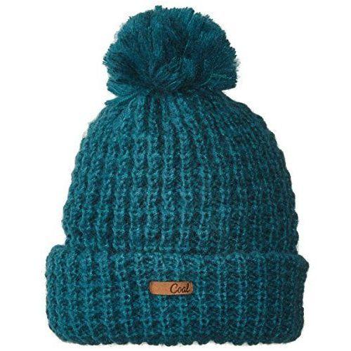 Nowa czapka the kate beanie jewel green marki Coal