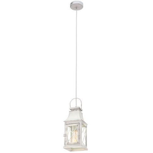 Eglo Lampa wisząca vintage lisburn szara patyna, 49222