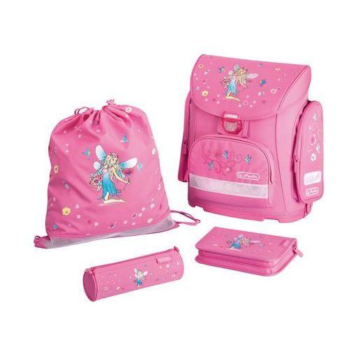 Tornister plecak midi plus, flower fairy, - flower fairy marki Herlitz