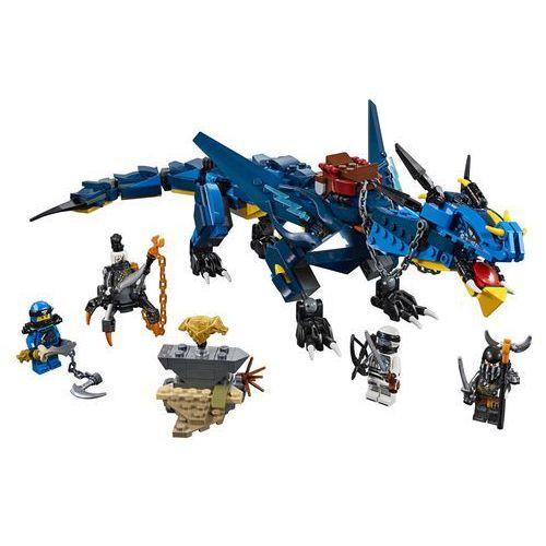 70652 ZWIASTUN BURZY (Stormbringer) KLOCKI LEGO NINJAGO