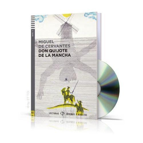 Lecturas ELI Jovenes y Adultos - Don Quijote de la Mancha + CD Audio (9788853613004)