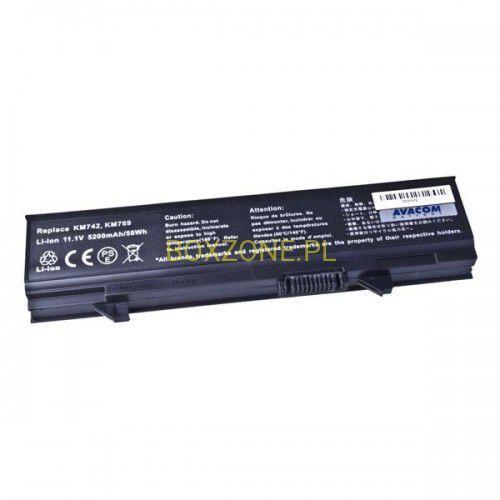 Avacom Bateria  do dell latitude e5500, e5400 li-ion 11.1v, 5200mah, 58wh (node-e55n-806) darmowy odbiór w 21 miastach!