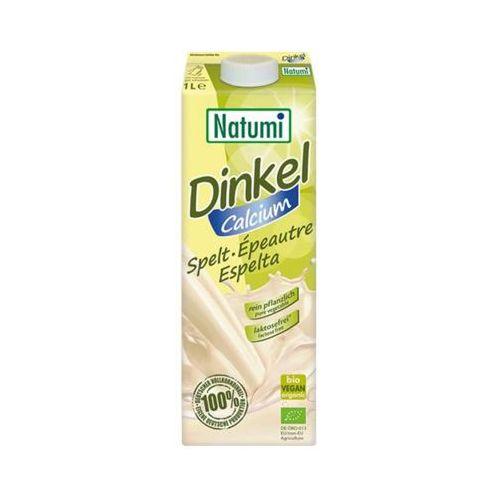 1l napój orkiszowy z wapniem z alg morskich bio marki Natumi
