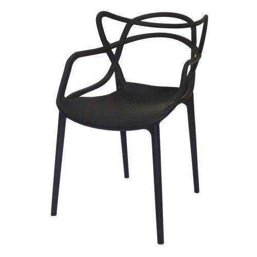 Krzesło Lille Czarne, kup u jednego z partnerów