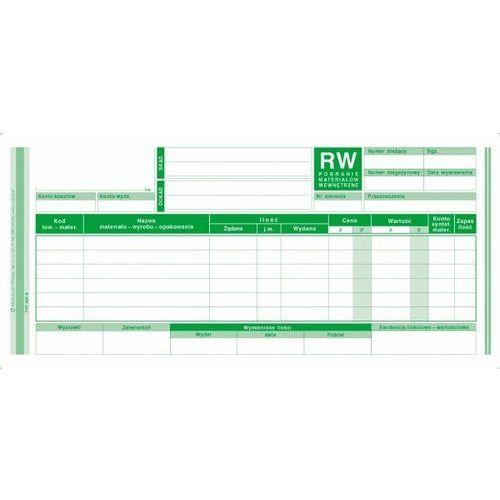 FW pobranie materiału wewnętrzne (wielokopia) MICHALCZYK I PROKOP 1/3 A4 - G1042, NB-2488