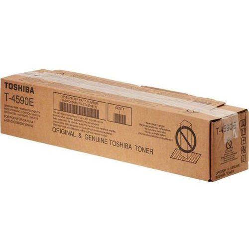 Toner t-4590e czarny do kopiarek (oryginalny) [36.6k] marki Toshiba