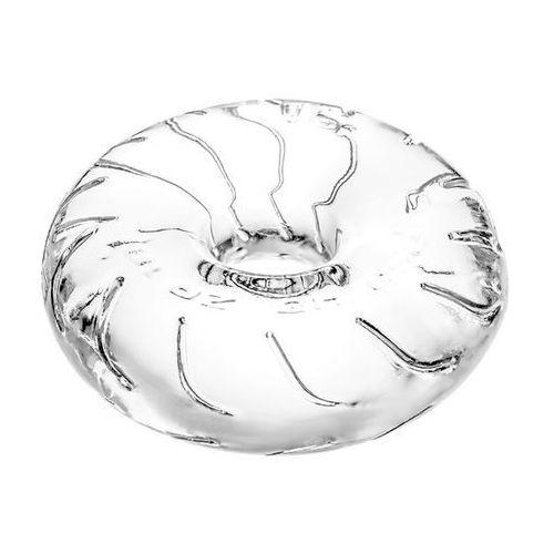 Pierścień na penisa - perfect fit pf blend cruiser ring przezroczysty marki Perfect fit brand