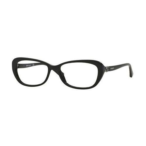 Vogue eyewear Okulary korekcyjne vo2909f in vogue asian fit w44