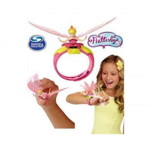 Flutterbye latająca wróżka magiczna bransoletka różowa wyprodukowany przez Spin master