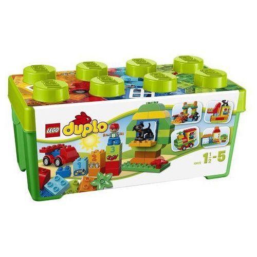 Lego DUPLO Uniwersalny 10572. Najniższe ceny, najlepsze promocje w sklepach, opinie.