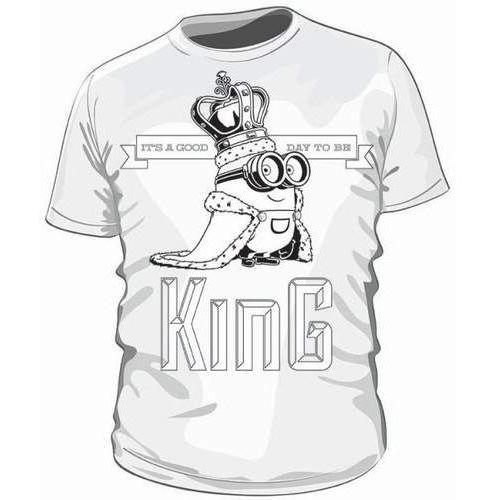 Shellbag Minionki 1 koszulka do kolorowania 5-6 lat (5902311900985)