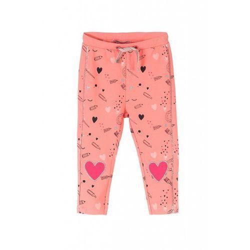 Spodnie niemowlęce dresowe 5m3505 marki 5.10.15.