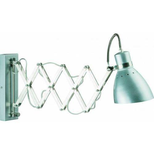 Steinhauer SPRING lampa ścienna Stal nierdzewna, 1-punktowy - Nowoczesny - Obszar wewnętrzny - SPRING - Czas dostawy: od 4-8 dni roboczych (8712746068689)