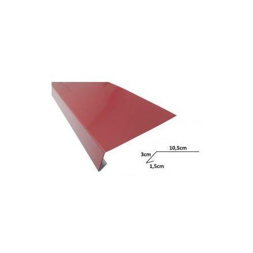 Pas nadrynnowy pod gont bitumiczny lub papę (gonty, papa) - 0067 STAL POWLEKANA