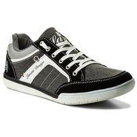 Sneakersy LANETTI - MP40-7698J Czarny