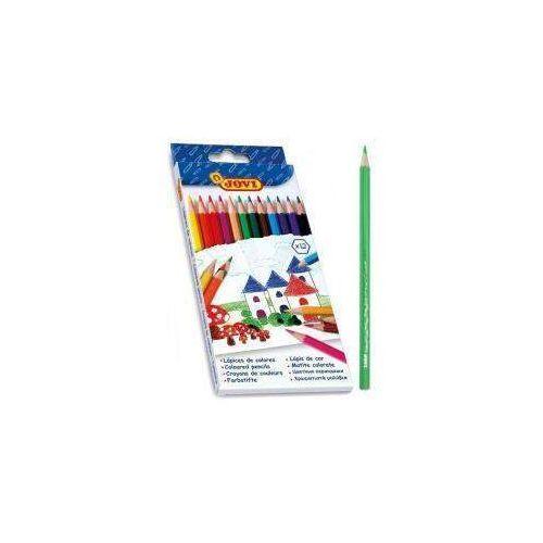 Kredki ołówkowe 12 kolorów JOVI