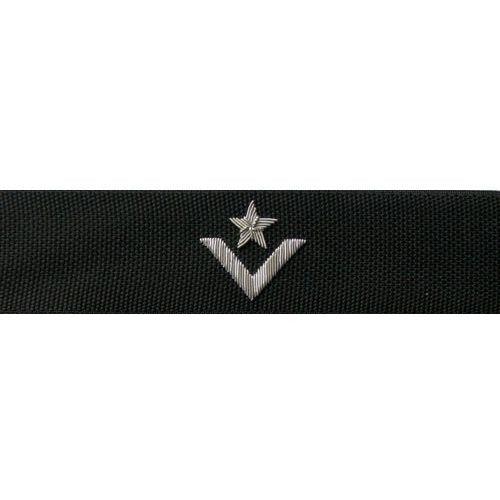 Otok do czapki garnizonowej Sił Powietrznych - młodszy chorąży (haft bajorkiem)