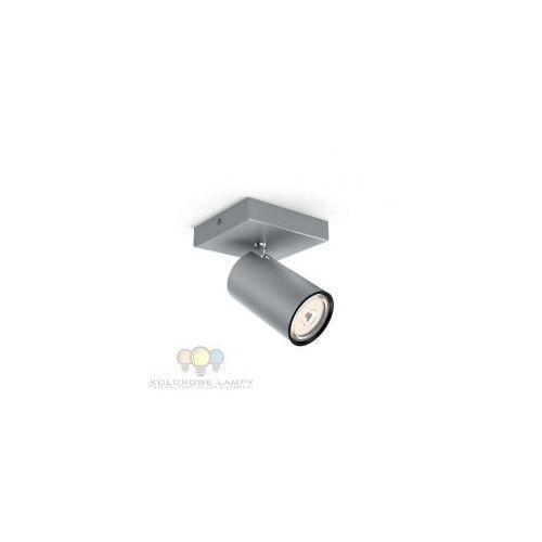 Oświetlenie punktowe kosipo 50591/48/pn aluminium 5059148pn -- zapytaj ile mamy od ręki -- philips marki Osram