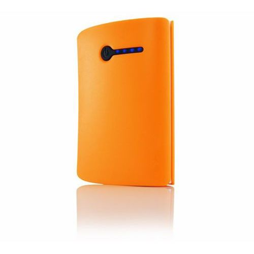 NonStop PowerBank AttoXL Pomarańczowy 7800mAh Sams - 7800mAh Samsung \ Pomarańczowy (5901812995919)