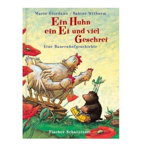 Ein Huhn, ein Ei und viel Geschrei (9783596851829)