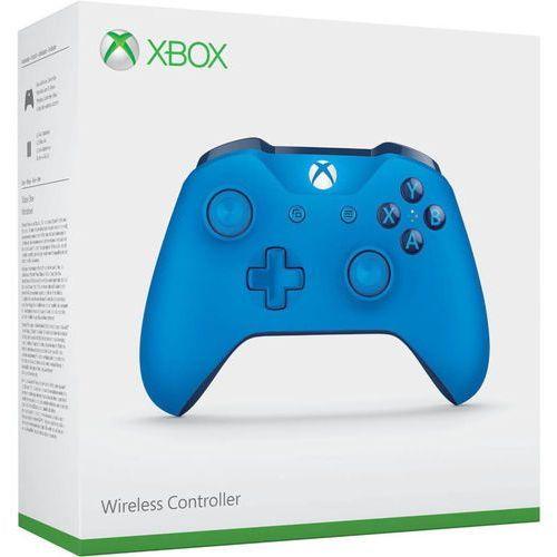 OKAZJA - Kontroler MICROSOFT Xbox One Niebieski (0889842112993)