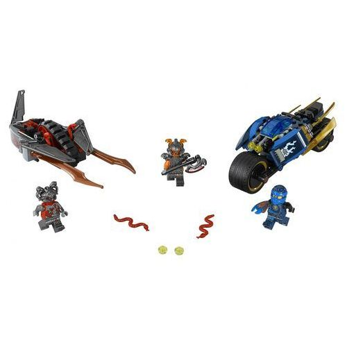 LEGO NINJAGO, Pustynna błyskawica, 70622