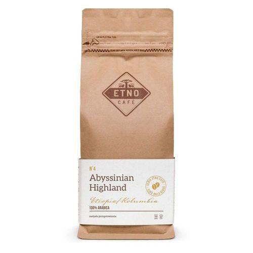 Etno cafe Kawa abyssinian highland 250g abnh250lf