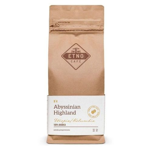 Kawa Etno Cafe Abyssinian Highland 1000g ABNH1000LF (5902768699074)