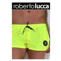 Szorty kapielowe męskie 80142 00171 monaco neon marki Roberto lucca