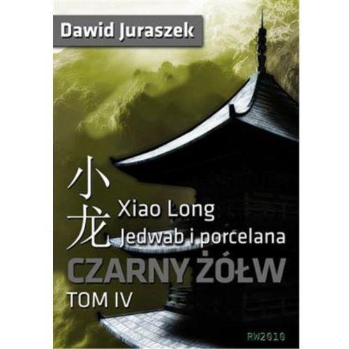 Jedwab i porcelana, tom 4. Czarny żółw, Dawid Juraszek
