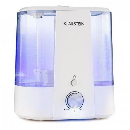 Klarstein Toledo ultradźwiękowy nawilżacz powietrza dyfuzor zapachów 6l LED biał