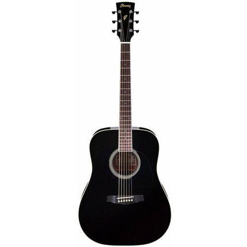 Ibanez  pf15 black - gitara akustyczna (4515110851139)