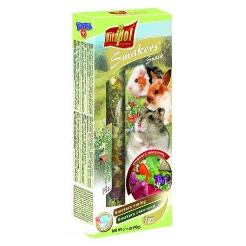 Vitapol smakers dla gryzoni wiosna 2 szt. 90g - darmowa dostawa od 95 zł! (5904479011459)