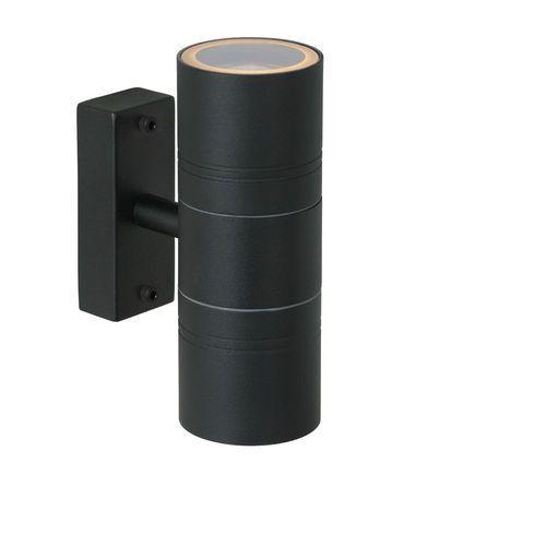 Lucide Arne led-kinkiet zewnętrzny 2 źródła metal wys.17cm