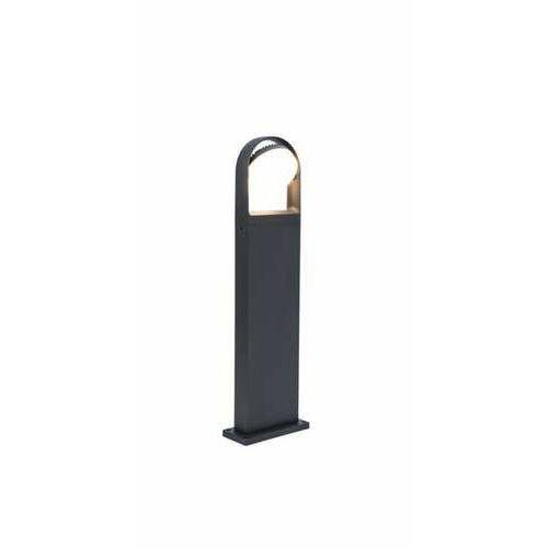 Lutec Fele 7196301118 lampa stojąca ogrodowa IP54 1x14W Led szary (6939412070230)