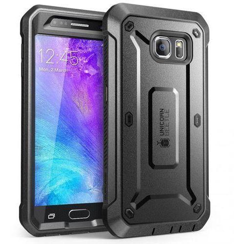 Supcase Unicorn Beetle Pro Black | Obudowa dla modelu Samsung Galaxy S6 - Black
