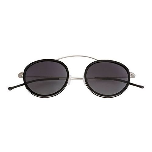 Okulary Słoneczne Spektre Metro 2 Flat MR03DFT/Silver/Black (Gradient Smoke)