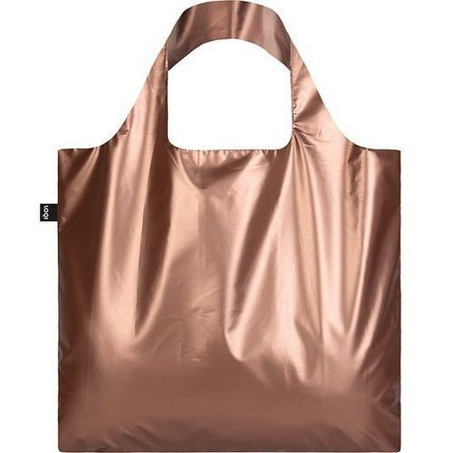 Torba metallic matt rose gold marki Loqi