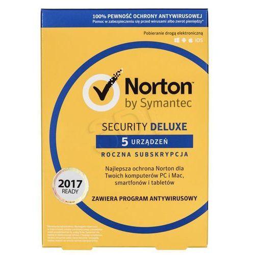 Symantec NORTON SECURITY DELUXE 3.0 PL 5D/12M CARD MM