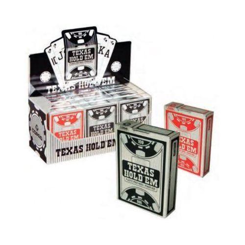 CARTAMUNDI Karty Texas H oldm - sprawdź w wybranym sklepie