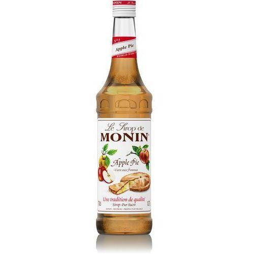Monin Syrop smakowy apple pie, szarlotka 0,7