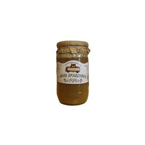 Miód spadziowy 1 kg kaszubskie miody marki Kosecki