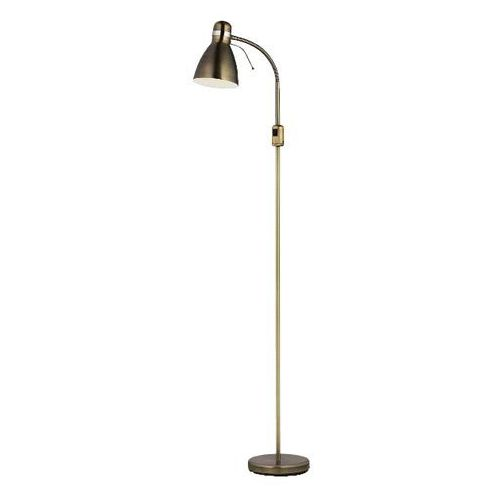 Lampa podłogowa viktor patyna bzl, 105186 marki Markslojd